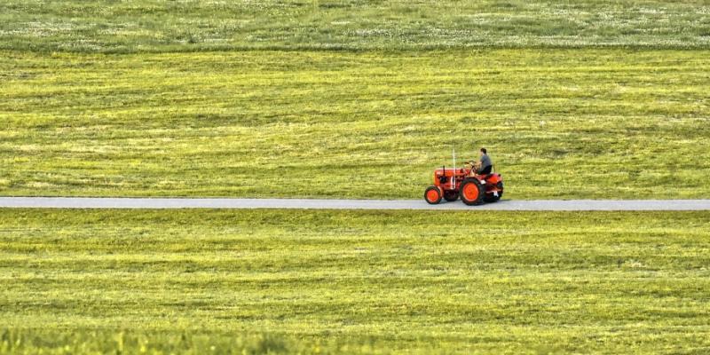 農業を省力化・効率化