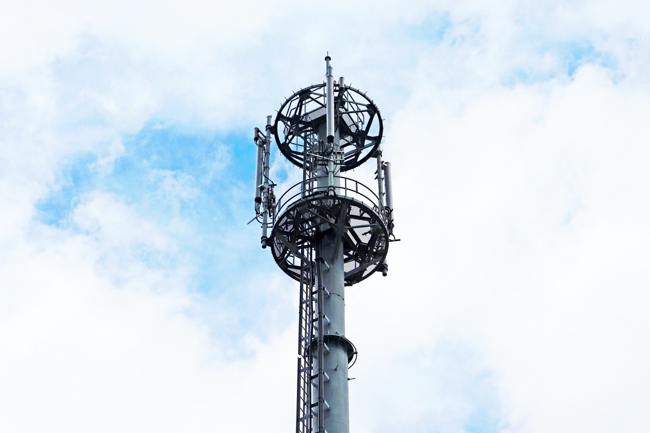 次世代携帯電話ネットワークの5G