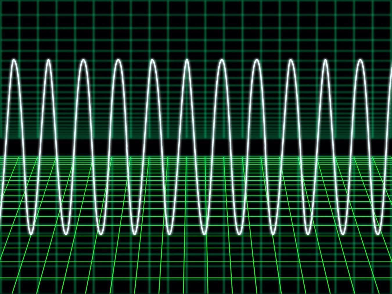 周波数で異なる電波の特性