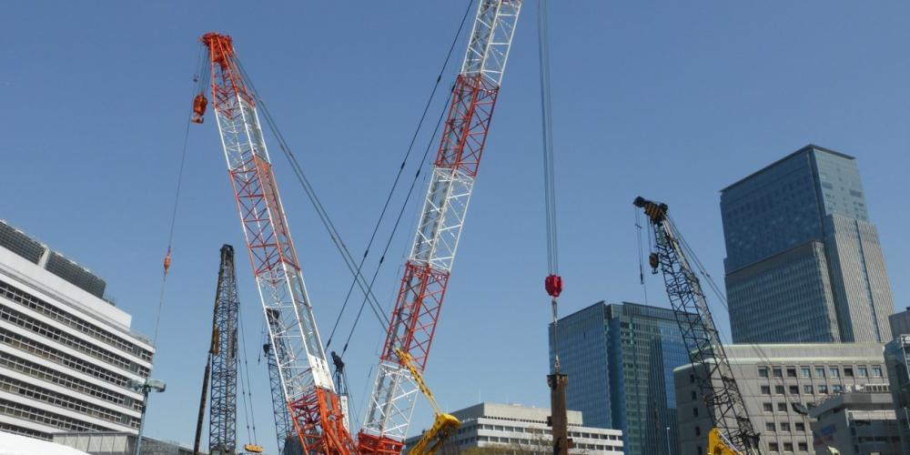 建設業界において今後期待されるIoTの活用事例