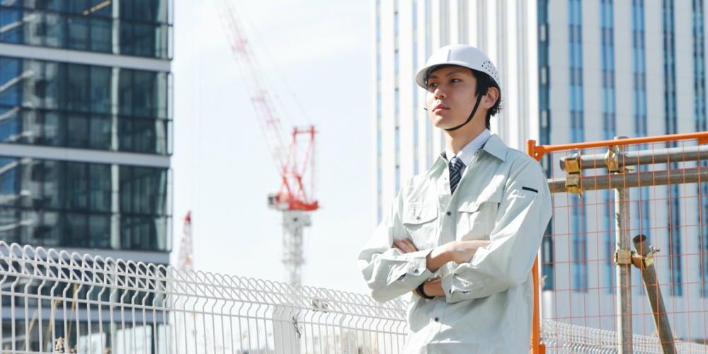 人手不足が深刻化している建設業界